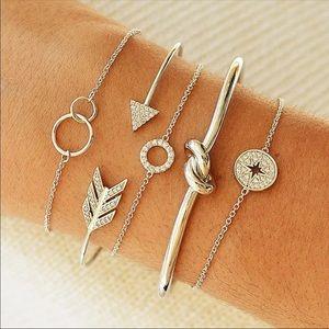 Bracelet set❤️